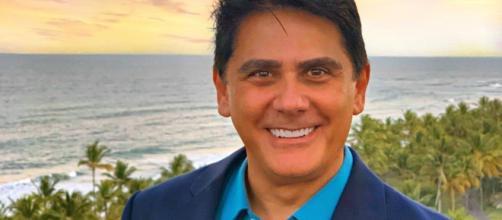 César Filho esteve internado em 2019. (Arquivo Blasting News)