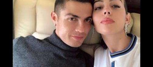 Georgina organizza un party per Cristiano Ronaldo prima di partire per Sanremo