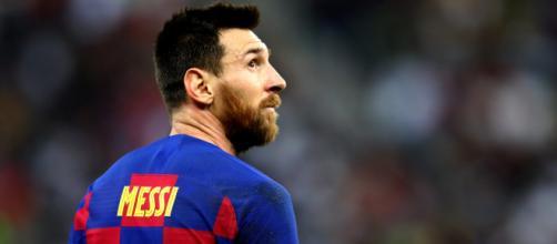 L'Inter sogna Leo Messi per la prossima stagione
