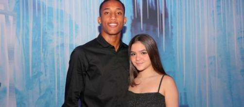 Mel Maia não poderá ir ver o namorado até completar 16 anos. (Arquivo Blasting News)