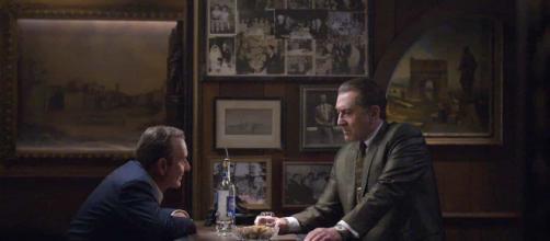 O filme 'O Irlandês', da Netflix, concorre em diversas categorias no Oscar. (Arquivo Blasting News)