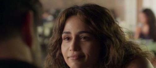 Relacionamento entre Érica e Raul começa a estremecer em 'Amor de Mãe'. (Reprodução/TV Globo)