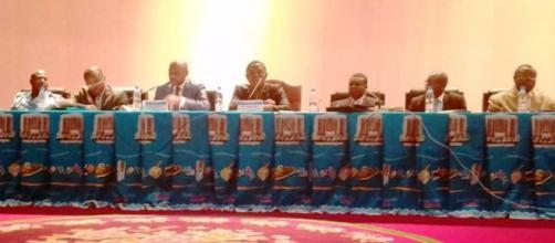 Rencontre entre Elecam et les Observateurs au Palais des Congrès le 5 février 2020 (c) Odile Pahai