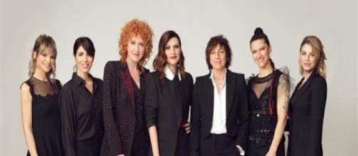 Una, Nessuna e Centomila, sette artiste unite contro la violenza sulle donne in un grande evento a Campovolo.
