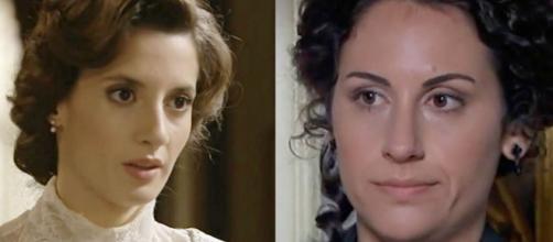 Una Vita, spoiler spagnoli: Lolita impedisce a Celia di prendersi cura di Milagros
