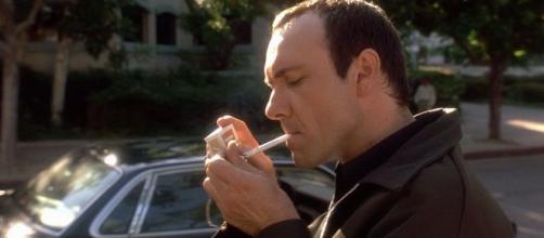 Kevin Spacey nel ruolo di Roger Kint