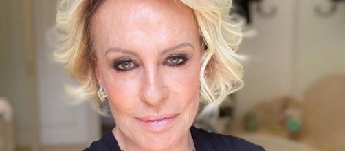 """Ana Maria Braga adiantou as férias do """"Mais Você"""" para tratar um novo câncer de pulmão. (Arquivo Blasting News))"""