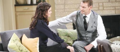 Beautiful, trama del 9 febbraio: Thorne vuole annullare il matrimonio con Katie.