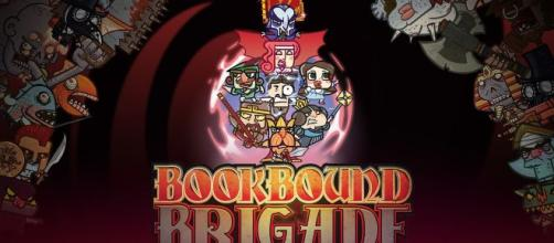 Bookbound Brigade: un metroidvania ambientato nel mondo della ... - everyeye.it