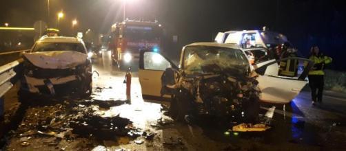 Brescia, incidente Gavardo: dopo lo schianto mortale la story su Instagram.