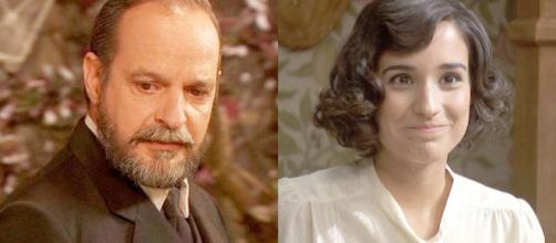 Il Segreto, trame Spagna Raimundo fugge dal sequestro di Eulalia, Rosa è incinta.