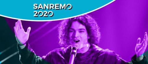 Leo Gassmann vince Sanremo per la categoria Nuove Proposte