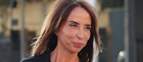 """María Patiño se olvida el código deontológico de cualquier periodista en """"Sálvame"""""""