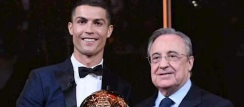Mercato Real Madrid : Ronaldo 'd'accord' avec Florentino Pérez pour son futur (Crédit instagram/realmadridcf)
