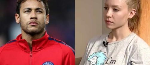Najila Trindade ameaça processar Neymar na França. (Arquivo Blasting News)