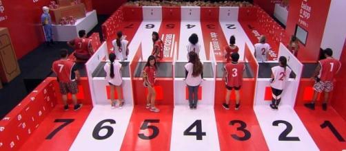 Prova demorou mais de quatro horas. (Reprodução/TV Globo)
