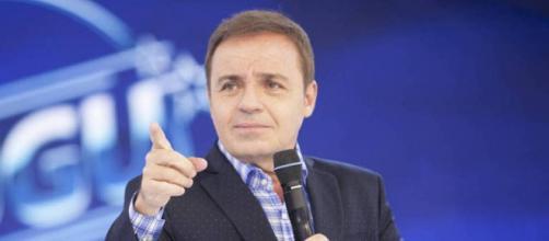 Tiago Salvatico foi a velório de Gugu. (Arquivo Blasting News)