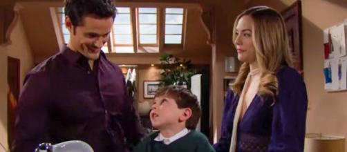 Beautiful, anticipazioni Usa: Hope vuole il divorzio da Liam e Carter prova a fermarla