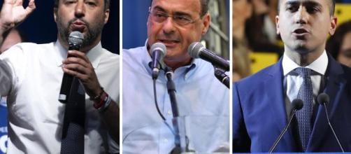 Sondaggi politici, cala vistosamente il Movimento cinque stelle.