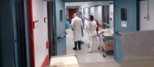 Coronavirus, accertamenti per un paziente ricoverato a Chieti.