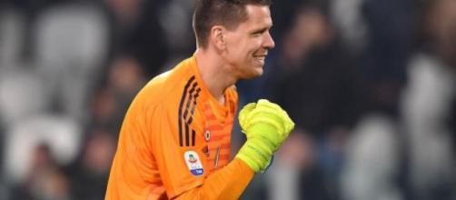 Wojciech Szczęsny, portiere della Juventus