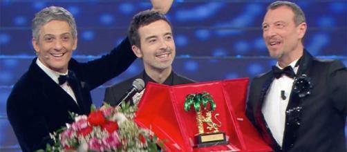 5 curiosità su Diodato, vincitore di Sanremo: il suo idolo è Roberto Baggio