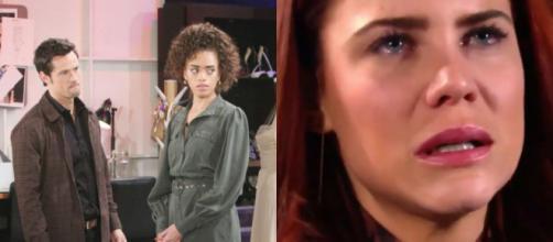 Beautiful, trame Usa Liam mette in guardia Zoe su Thomas, Sally è gravemente malata.