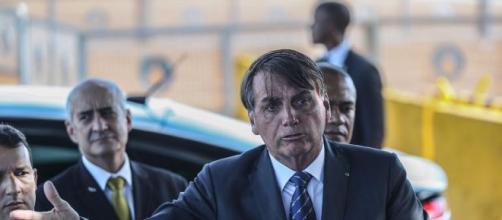Bolsonaro fez 58% dos ataques contra jornalistas no país em 2019. (Arquivo Blasting News)