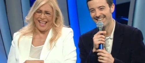 Diodato ammette: 'La mia canzone è dedicata anche a Levante'.