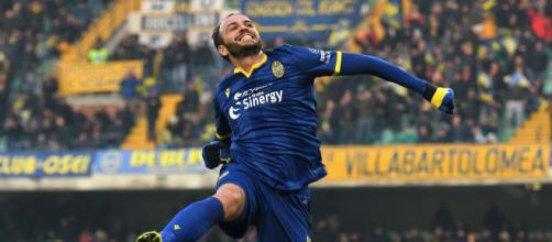 Impresa dell'Hellas Verona che batte 2-1 la Juventus e riaccende la lotta scudetto