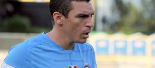 Lucio, ex difensore dell'Inter.