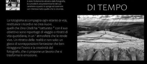'Frammenti di tempo', il fotolibro dell'autore Zino Citelli.