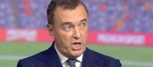 Il giornalista Maurizio Pistocchi difende il tecnico della Juve, Maurizio Sarri.