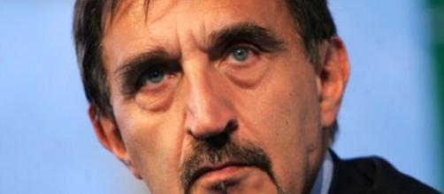 Il senatore Ignazio La Russa, noto tifoso interista.