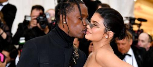 Kylie Jenner y Travis Scott se reconcilian. - stylecaster.com