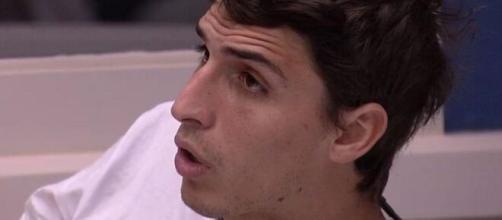 'BBB20': Felipe Prior conversa sobre demais brothers da casa. (Reprodução/TV Globo)