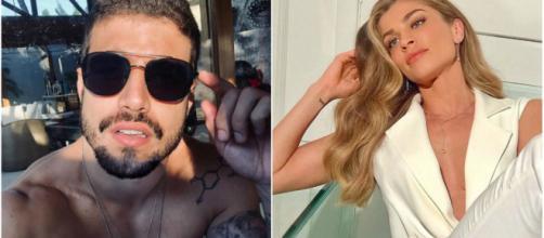 Caio Castro e Grazi Massafera estão casados. (Arquivo Blasting News)
