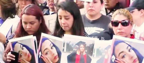 Feministas mexicanas realizaron huelga nacional contra el incremento de la violencia de género. - democracynow.org