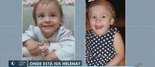 Informações recolhidas sobre o desaparecimento de criança de 1 ano de Itapira. (Reprodução/TV Globo)