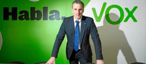 Javier Ortega Smith: «Vox apoya el cambio en Andalucía, pero uno ... - larazon.es