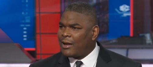 Johnson said the Raiders are not a fit for Brady (Image Credit: Charles Barkley/YouTube)