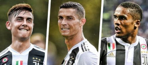 Juventus-Lione, probabili formazioni: Costa-Dybala-CR7 sfidano Ekambi-Dembélé.
