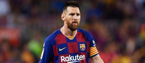 L'Inter sogna Leo Messi per l'estate