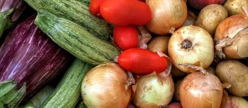 L'organizzazione degli agricoltori della Coldiretti ha rilevato un aumento degli acquisti di ortofrutta.