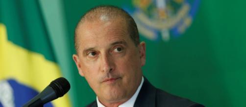 Onyx Lorenzoni teria beneficiado o Sul e Sudeste no programa Bolsa Família. MPF cobra esclarecimentos. (Arquivo Blasting News)