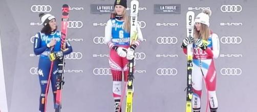 Sci alpino, ad Are sfida Brignone, Shiffrin, Vlhova per la Coppa del Mondo