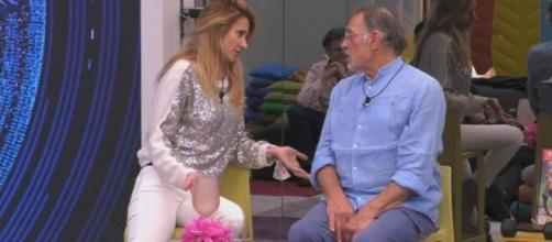 Adriana Volpe ha avuto un flirt con Fabio Testi?