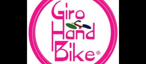 Giro Handbike - nuovo logo della manifestazione