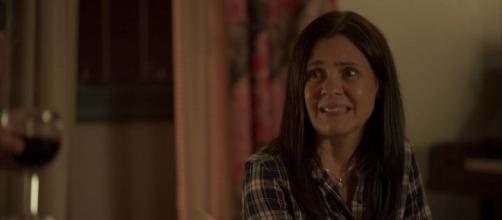 Jane aconselha Thelma a dar uma chance para Durval. (Reprodução/TV Globo)