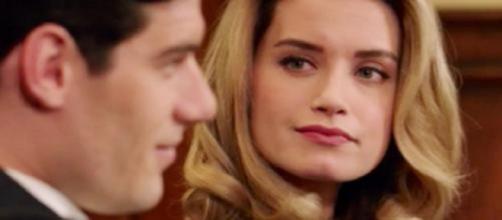 Spoiler Il Paradiso delle signore: Riccardo vuole chiudere la relazione con Ludovica.